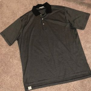 Men's Peter Millar polo shirt